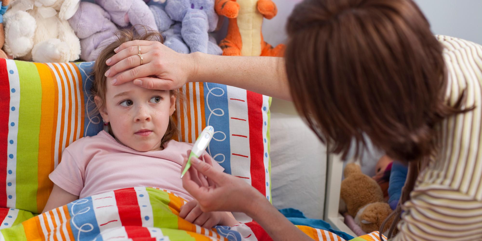 ¿Cómo bajar la fiebre en los niños? - Escuelas Infantiles