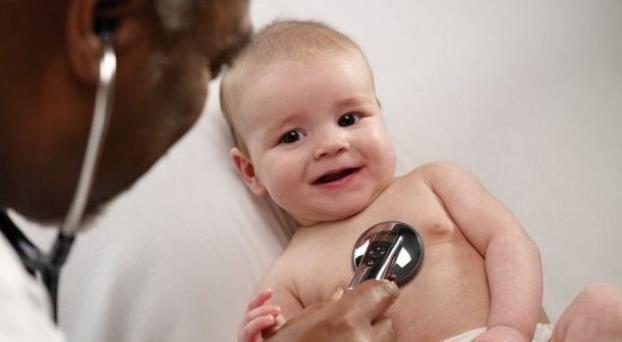 Dificultad para respirar en los bebés