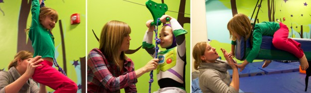 Terapia Ocupacional para niños
