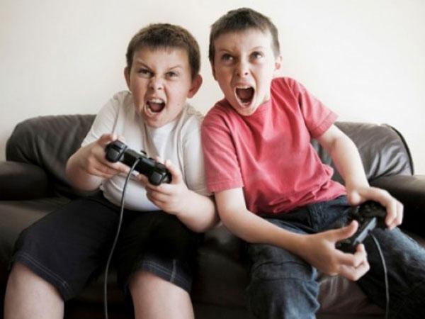 Efectos de los videojuegos en los niños