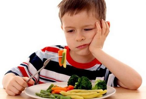 Mejorar el apetito en los niños