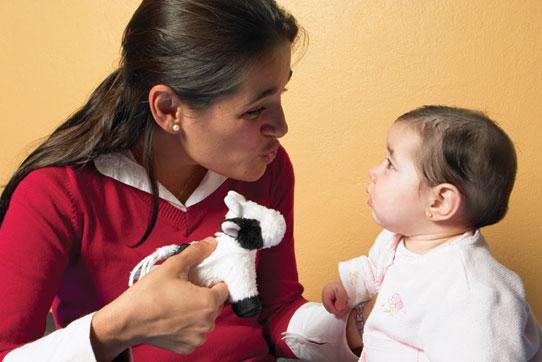 Desarrollo del lenguaje en los niños