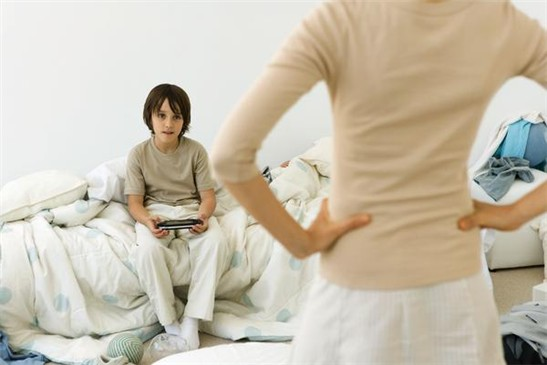 cómo castigar a los niños
