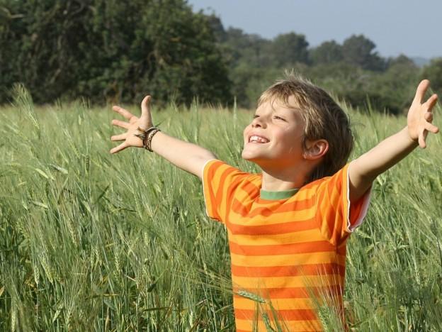 enseñar a los niños amor por la naturaleza