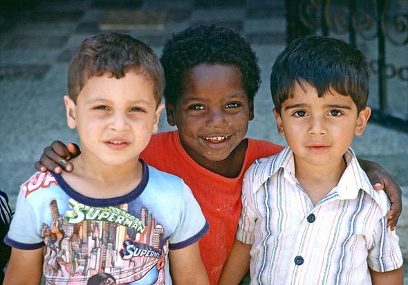 valor de amistad en niños