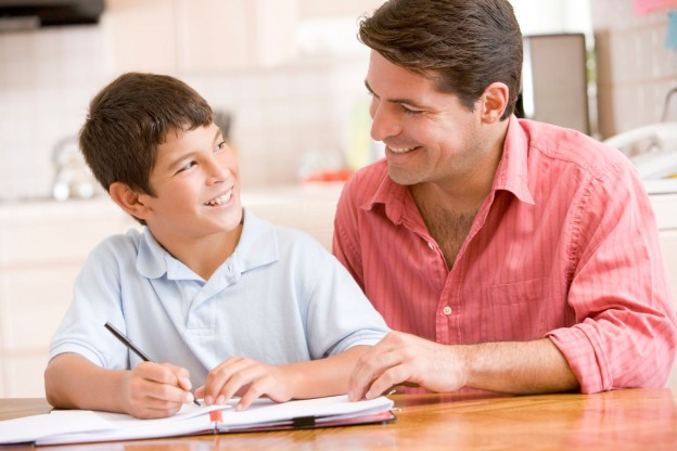 errores de los padres ante las tareas de los hijos