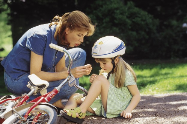 ¿Cómo evitar los accidentes de los ninos en vacaciones?