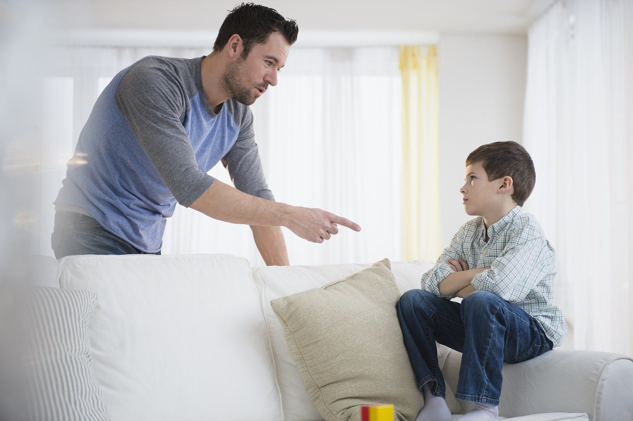 ¿Qué aspectos molestan a los padres de los hijos?