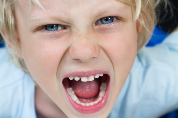 ¿Qué sensaciones experimentan los ninos al enojarse?
