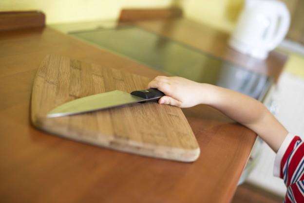 Cómo prevenir los accidentes en niños