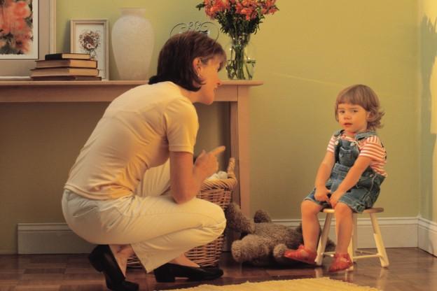 Cuáles son los errores de disciplina que cometen los padres