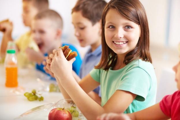 Qué alimentación deben recibir los ninos en el día
