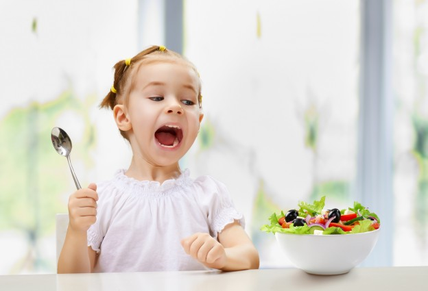 alimentos rechazados por ninos