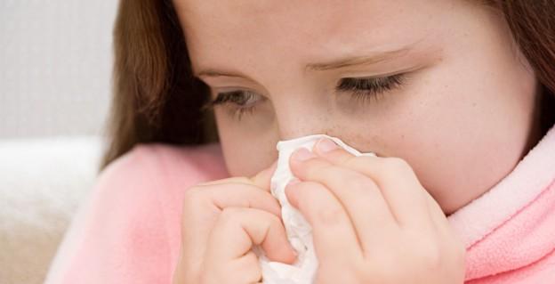gripe en ninos